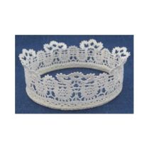 Kronan material till brudkrona