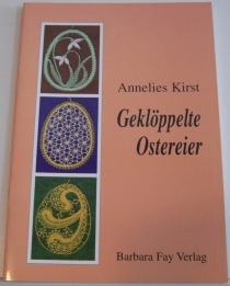 Geklöppelte Ostereier, bok