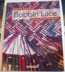 Beginner´s Guide to Bobbin Lace, bok