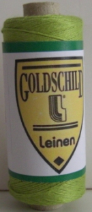 50/3 lindgrön fn 57 lingarn Goldschild