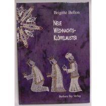 Neue Weihnachts-Klöppelmuster, bok